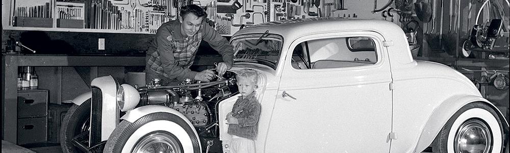 Vintage Garage 3 | SocialMediaMonteur