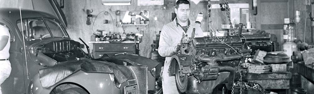 Vintage Garage 4 | SocialMediaMonteur