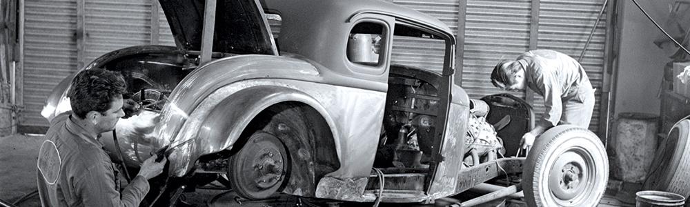 Vintage Garage 5 | SocialMediaMonteur