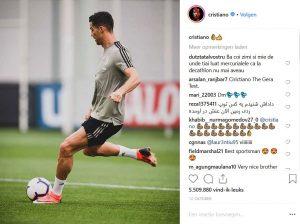 Cristiano-  Instagram