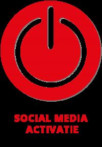 social media activatie